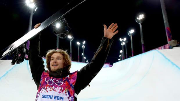 Iouri (iPod) Podladtchikov Shuffles His Sochi Experience