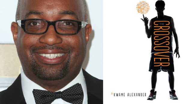 "Author Interview: Kwame Alexander, ""The Crossover"""