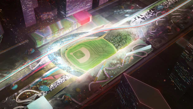 The Ballpark of the Future?