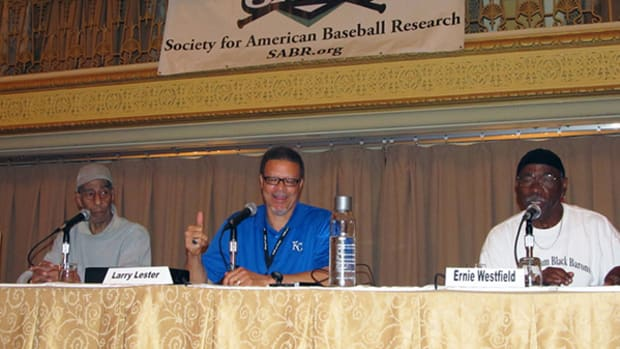 SABR 45: Remembering the Negro Leagues