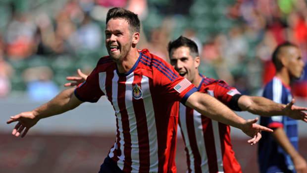 MLS Opening Weekend in Goals