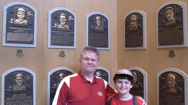 A Tour of the National Baseball Hall of Fame