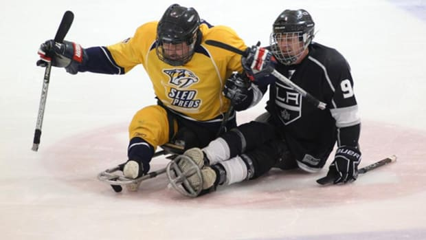 Pittsburgh Hosts Fourth Annual Sled Hockey Tournament