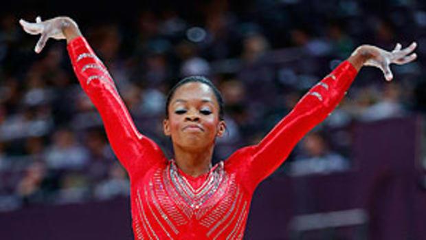U.S. Gymnastics Wins Team Olympic Gold
