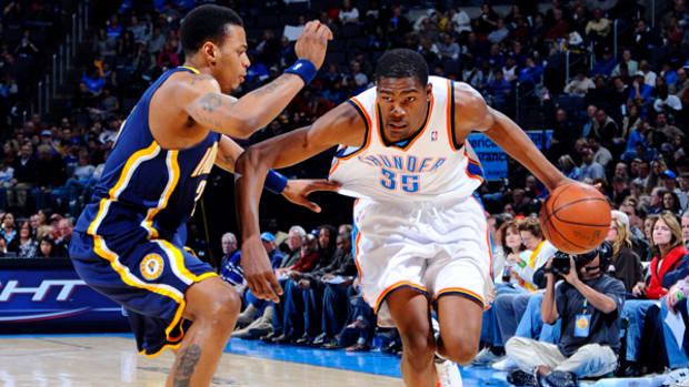 Kevin Durant: Rolling Thunder