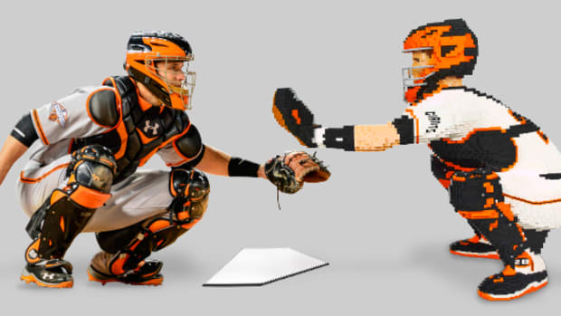 Buster Posey: Baseball's Model Catcher