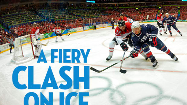 Men's Olympic Hockey: A Gold Medal Rematch in Sochi?