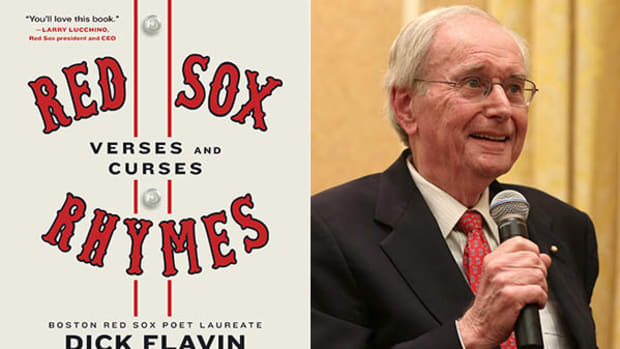 Author Interview: Red Sox Poet Dick Flavin
