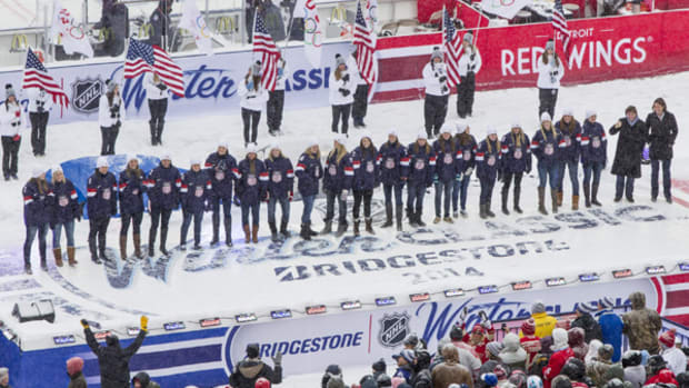 2014 US Women's Hockey Roster Announced, Too