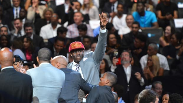 Inside the NBA Draft