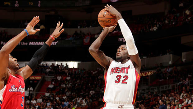 Miami Heat Forward Talks Up Blast Motion Basketball Sensor
