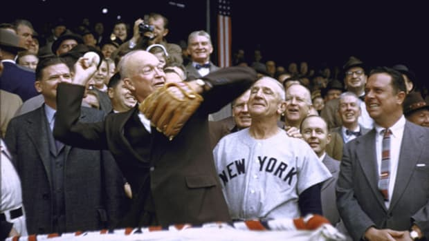Presidential First Pitches: An American Tradition