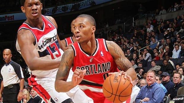 Portland Trailblazer's Damian Lillard: Q&A With the NBA Rookie Of the Year