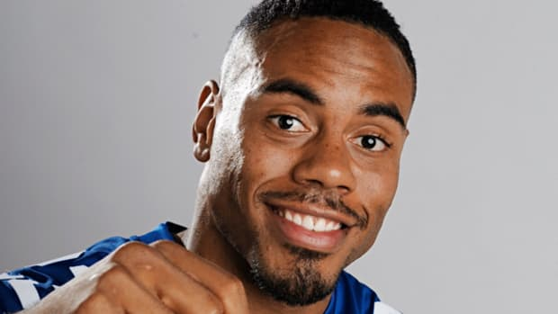 Playing Tricks with Rashad Jennings