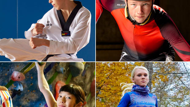 SportsKid of the Year 2015: Meet the Finalists - 1 - Fabulous Four