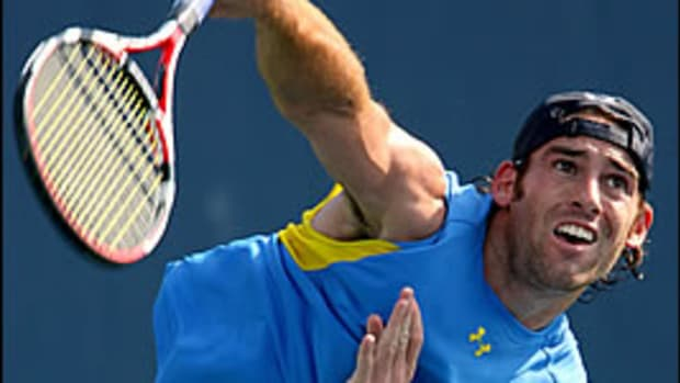 It's Coming Together Again for Ginepri