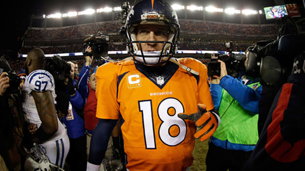 The End of the Line for Peyton Manning?