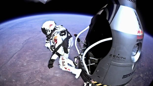 Felix Baumgartner's Epic Jump, One Year Later