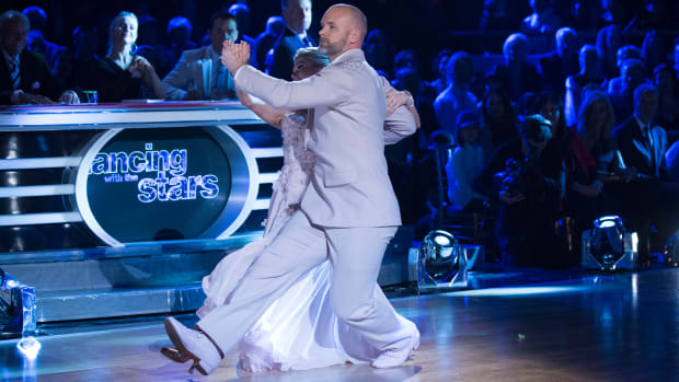 Dancing with the Stars results: David Ross, Rashad Jennings advance