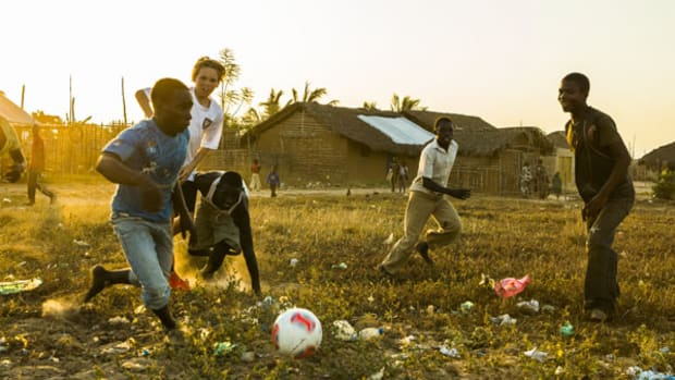Teenager Ethan King Changes Lives, One Soccer Ball at a Time