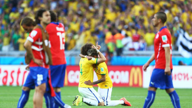 2014 World Cup: Top 5 Plays from the Weekend Knockout Games