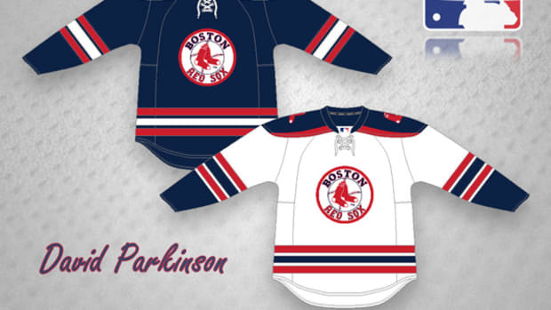 If Major League Baseball Took the Ice, Players Would Wear These Sweaters