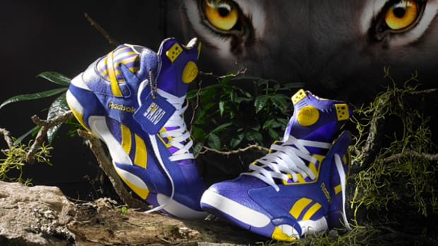 Reebok Goes Wild With New Shaq Attaq