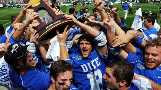 Duke Wins 2013 Men's Lacrosse National Championship