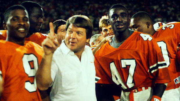 Most Hated Teams of All Time - 1 - 1986 Miami Hurricanes football