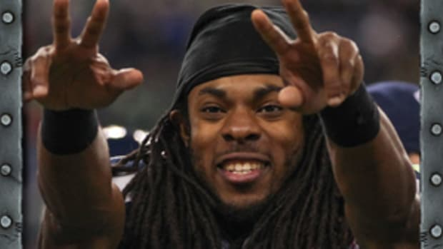 10 Questions With... Richard Sherman