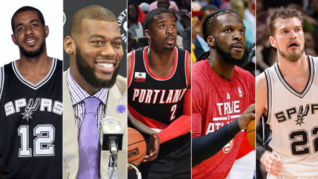2015 NBA Off-Season: Old Faces in New Places