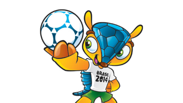 FIFA Unveils an Armadillo As the 2014 Brazilian World Cup Mascot