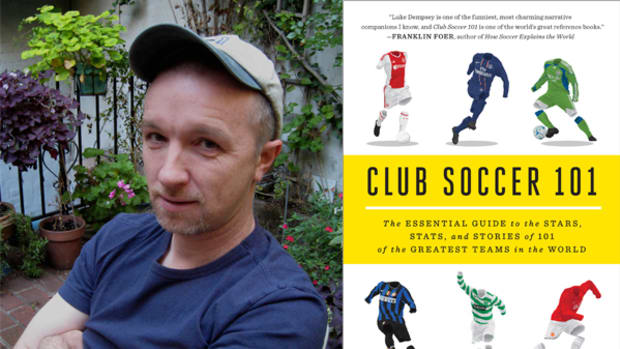 Author Interview: Luke Dempsey, Club Soccer 101