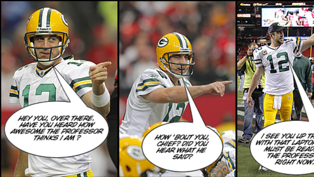Aaron Rodgers Is The Greatest Quarterback Of All Time!*