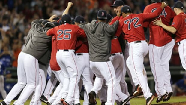 Worst to First: The Incredible Redemption of the Red Sox