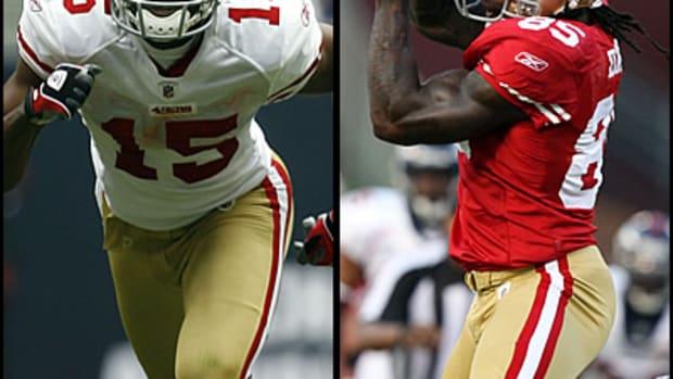 Crabtree and Davis: 49ers' New Firepower