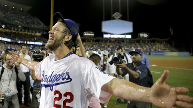 Dodgers Ace Clayton Kershaw's First No-Hitter Makes MLB History