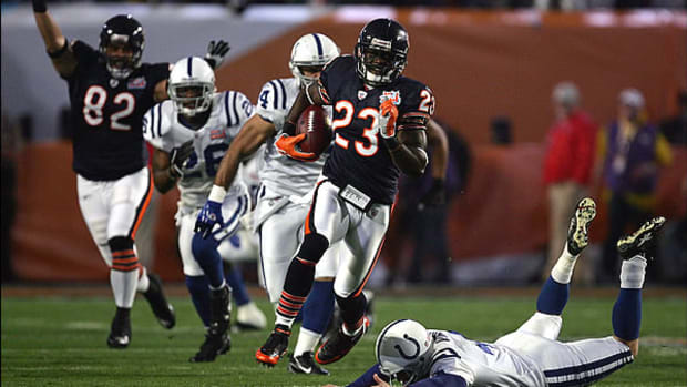 Devin Hester Q&A