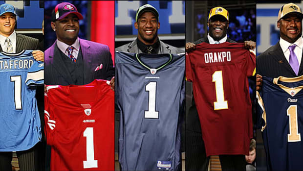 NFL Draft: First Round Report Card