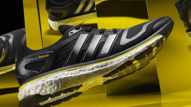 Adidas reveals new Energy Boost technology