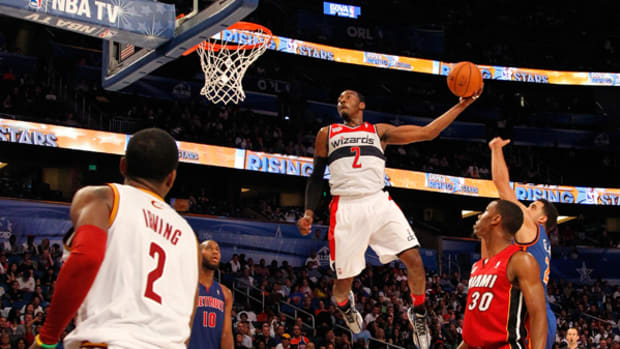 John Wall's All-Time Favorite Dunkers