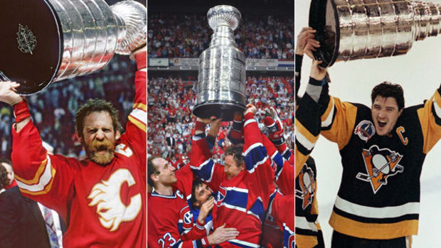 Watch Every Stanley Cup Celebration Since 1949