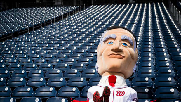 Calvin Coolidge Joins Nationals' Racing Presidents Lineup