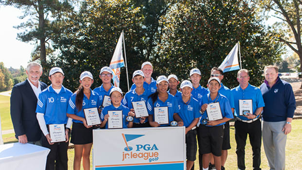 Team California Putts Its Way to Junior League Golf Championship
