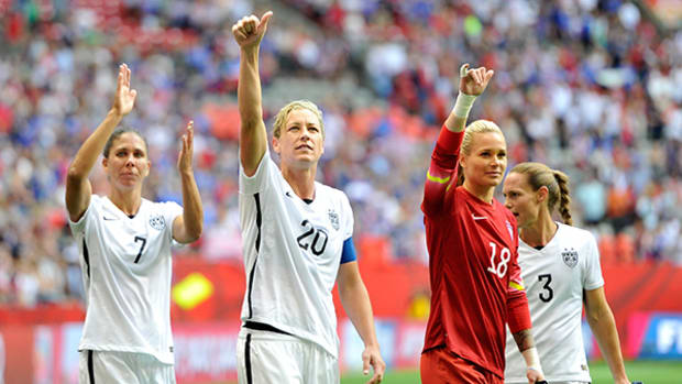 2015 Women's World Cup: Team USA Advances in Dominating Win Over Nigeria