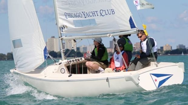 Blind Sailing Champions are the Definition of Perseverance
