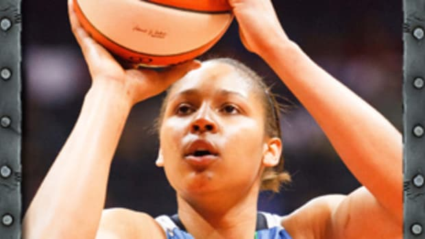 10 Questions With...Maya Moore