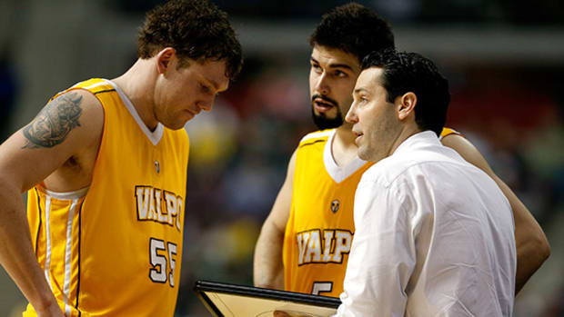 Coaching is a Family Business at Valparaiso