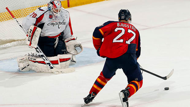 Capitals and Panthers Combine for Longest Shootout in NHL History