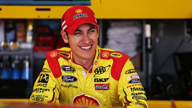 NASCAR Driver Joey Logano's Faves